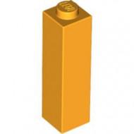 14716-110 Steen 1x1x3 oranje, lichthelder NIEUW *5K0000