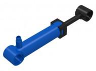 19482c01-7 Kleine pneumatische pomp blauw NIEUW *0L0000
