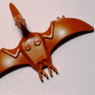 30478-68 Ptenarodon oranje, donker NIEUW *
