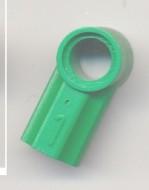 32013-6 Technic, Hoekverbinding #1 groen NIEUW *0B016/D10