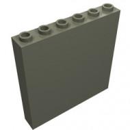 3754-10G Steen 1x6x5 donker, grijs (klassiek) gebruikt *