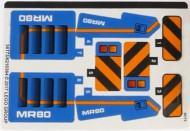 42071stk01 STICKER 42071 Dozen Compactor NIEUW *0S0000