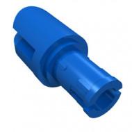 6217-7G Arm met pin en drie vingers blauw gebruikt *5K000
