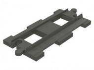 6377-10G DUPLO Treinrail recht (standaard) donker, grijs (klassiek) gebruikt *