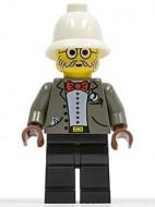 adv033G Dr. Kilroy - Gray Suit gebruikt *0M0000