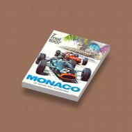 CUS1075 Monaco GP 7 mei 1967 wit NIEUW Motorsport
