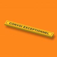 CUS1093 Tegel 1x8 CONVOI EXCEPTIONNEL wit NIEUW *0A000
