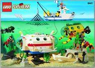 INS6441-G 6441 BOUWBESCHRIJVING- Deep Reef Refuge gebruikt *