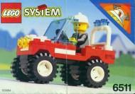 INS6511-G 6511 BOUWBESCHRIJVING- Rescue Runabout gebruikt *LOC M2