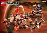 INS7316-G 7316 BOUWBESCHRIJVING- Life on Mars: Excavation Seacher gebruikt *