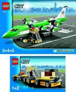 INS7734-G 7734 BOUWBESCHRIJVING- Town: Airport cargo gebruikt *