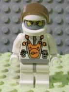 mm002G Astronaut met helm en baclava gebruikt *0M0000