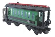 Set 10015-G - Treinen: Passenger Wagon zonder doos- gebruikt