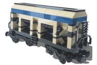 Set 10017-B - Treinen: Hopper Wagon STERK GEDEUKTE DOOS wel geseald- NIEUW