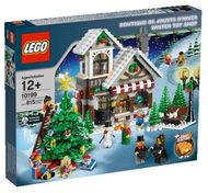 Set 10199 - Holiday: Winter Toy Shop- NIEUW