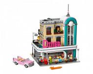 Set 10260-GB Downtown Dinner gebruikt deels gebouwd *B036