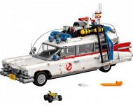 Set 10274-GB Ghostbusters EC TO1 gebruikt deels gebouwd *B036
