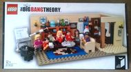 Set 21302 - Ideas: The Big Bang Theory- Nieuw