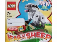 Set 40148 - Creator: Year of the Sheep- Nieuw