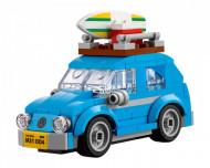 Set 40252-GB Mini VW Beetle gebruikt deels gebouwd *B036