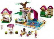 Set 41008-G - Friends: Heartlake City Pool D/H/97%)- gebruikt