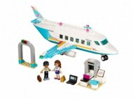 Set 41100-G - Friends: Heartlake Private Jet D/H/97%- gebruikt