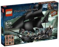 Set 4184 - Pirates of the Caribbean: The Black Pearl- Nieuw
