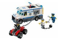 Set 60043-G - Town: Prisoner Transporter- gebruikt