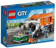 Set 60118 - Town: Garbage Truck- Nieuw