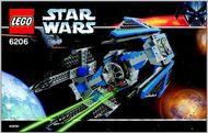 Set 6206 - Star Wars: TIE interceptor UCS- Nieuw