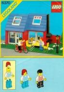 Set 6370 BOUWBESCHRIJVING- Weekend Home gebruikt loc LOC M2