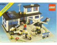Set 6384-G Police Station gebruikt