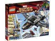 Set 6869 - Super Heroes: Avengers- Nieuw