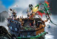 Set 7019 - Vikingen: Viking Fortress against de Fafnir Dragon- Nieuw