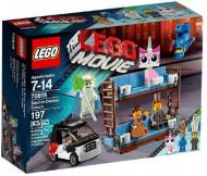 Set 70818 - The Lego Movie: Double-Decker Coach- Nieuw