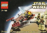 Set 7113 - Star Wars: Tusken Raider Encounter- Nieuw