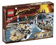 Set 7197 - Indiana Jones: Venice Canal Chase- Nieuw