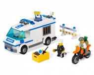 Set 7286-G Prisoner Transport gebruikt