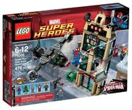 Set 76005 - Super Heroes: Spider-Man: Daily Bugle Showdown- Nieuw