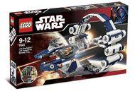 Set 7661 - Star Wars: Jedi Starfighter with Hyperdrive Booster Ring- Nieuw
