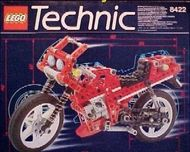 Set 8422 Technic Circuit Shock Racer-Nieuw