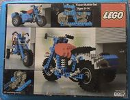 Set 8857 - Technic: Motorcycle- Nieuw