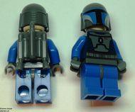 sw296 Star Wars:Mandelorian NIEUW loc