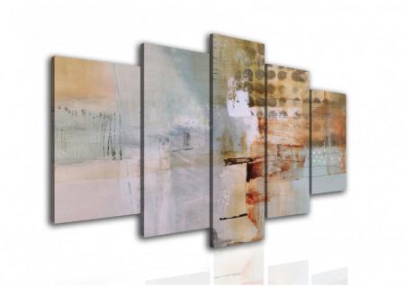 Multicanvas, Abstracția maro