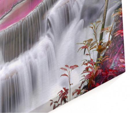 Tablou modular, Parcul roz