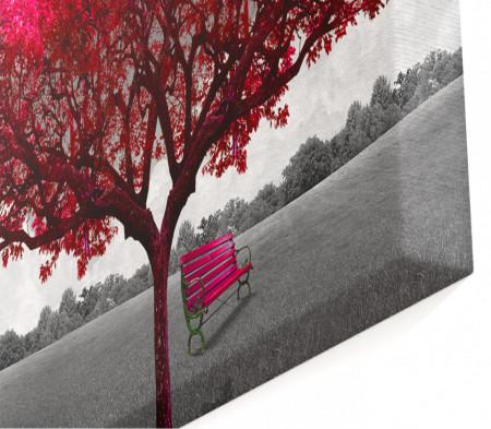 Multicanvas, Arborele de trandafiri