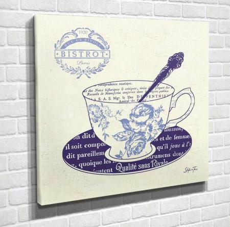 Poster, O ceașcă pictată