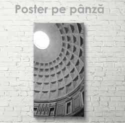 Poster, Arhitectura clădirii