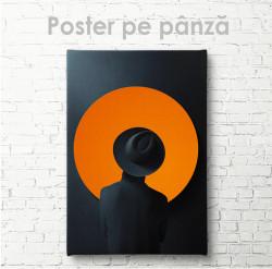 Poster, Arte contemporană - minimalism