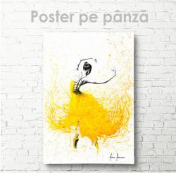 Poster, Balerină